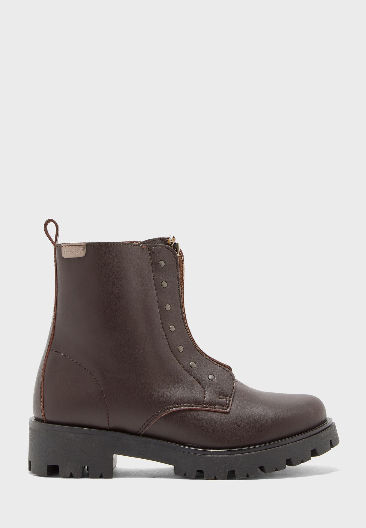 Youth Ankle Loop At Back Boot