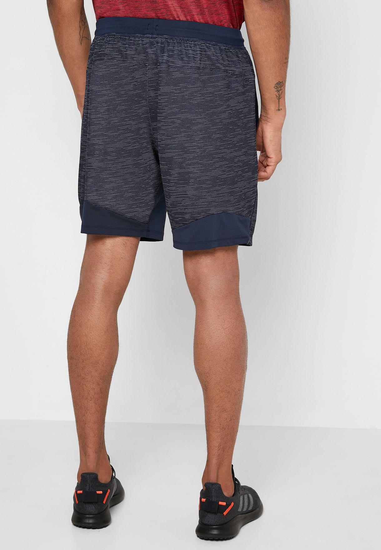 4KRFT Sport Striped Shorts