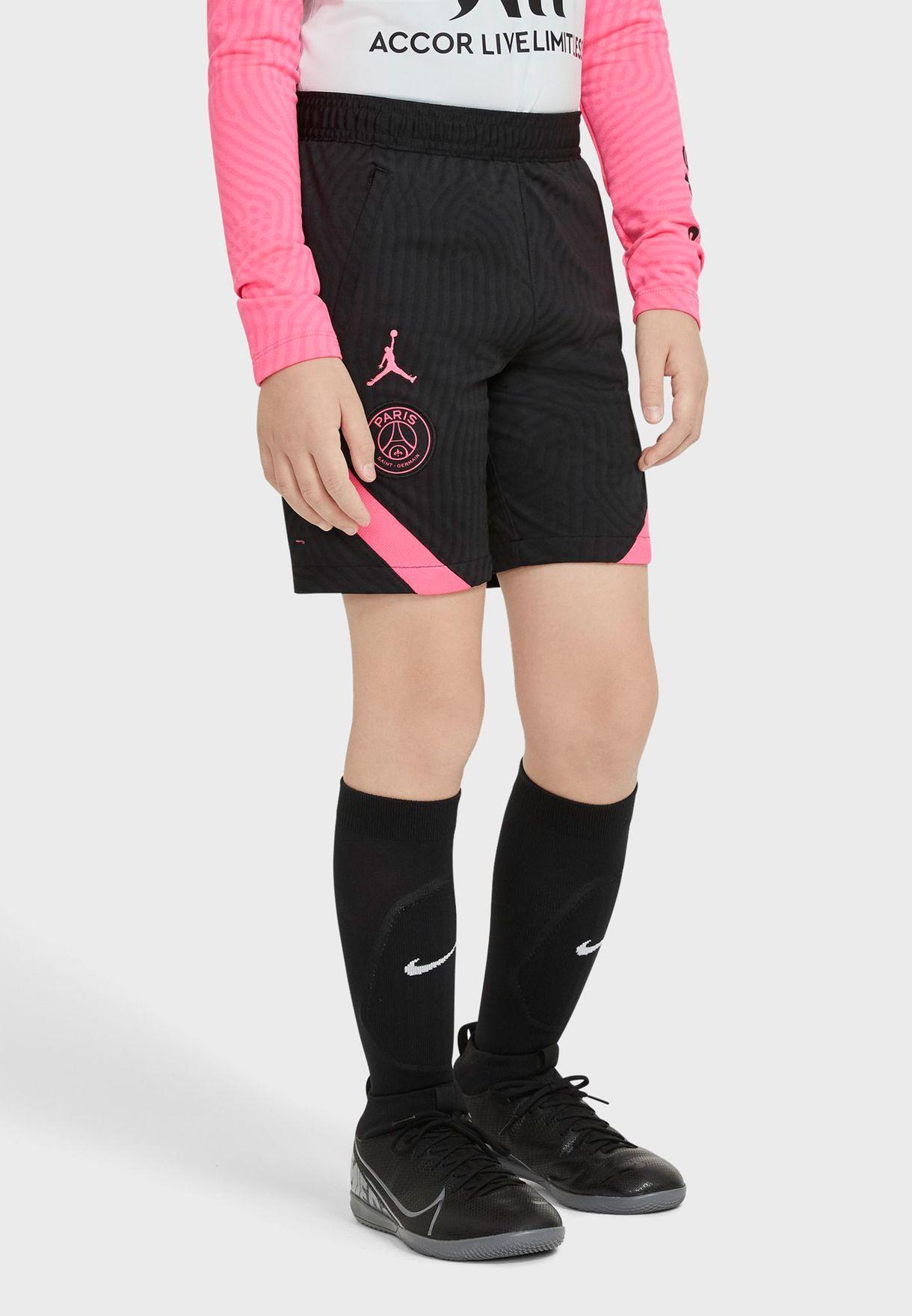 Youth PSG Strike Shorts