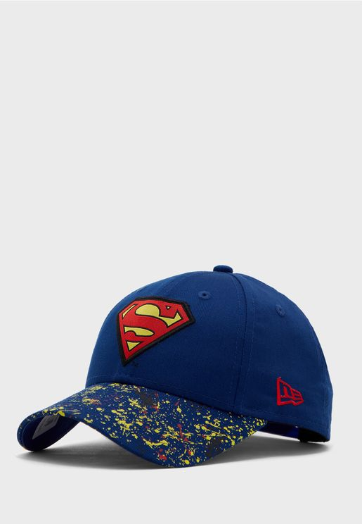 9Forty Warner Bros Superman Cap