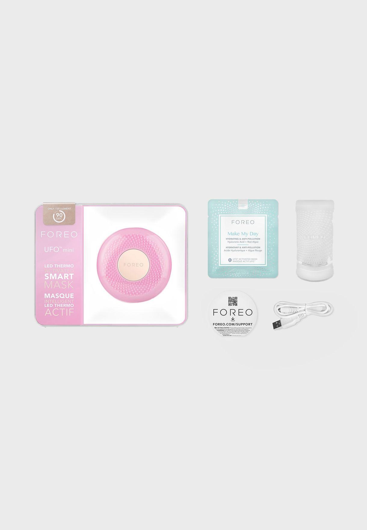 UFO Mini Smart Mask Treatment Device Pearl Pink