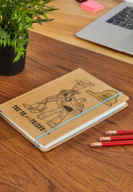 Toy Story A5 You've Got A Friend In Me Notebook