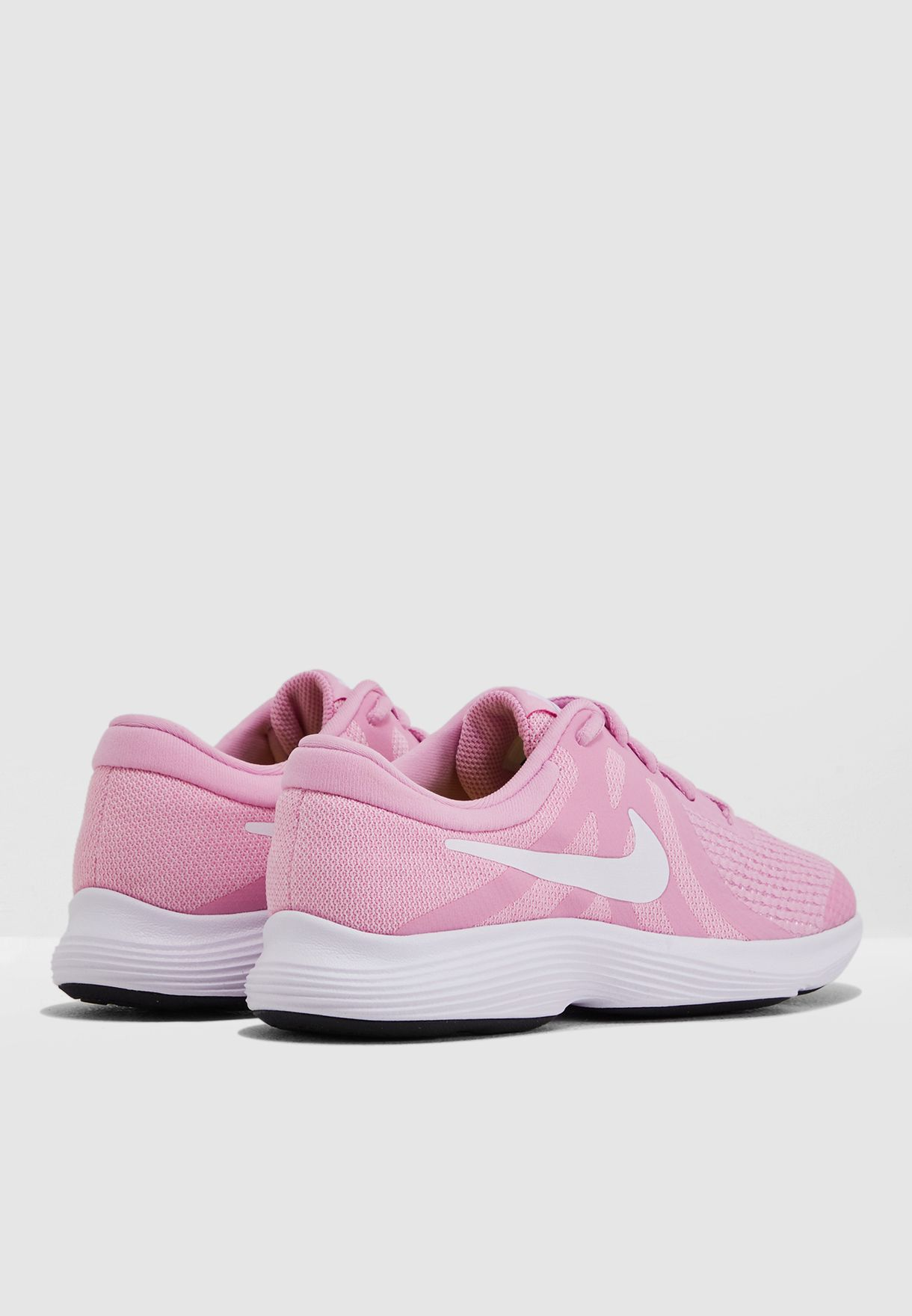 4d1c3f85557 Shop Nike pink Youth Revolution 4 943306-603 for Kids in Qatar ...