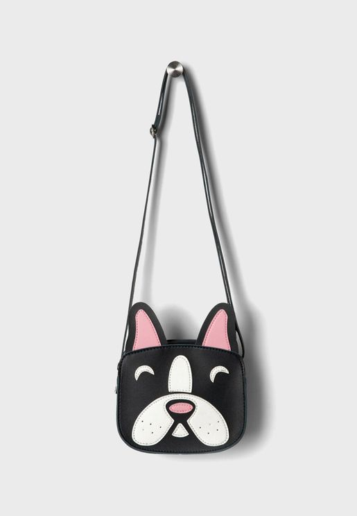Kids Dog Crossbody Bag