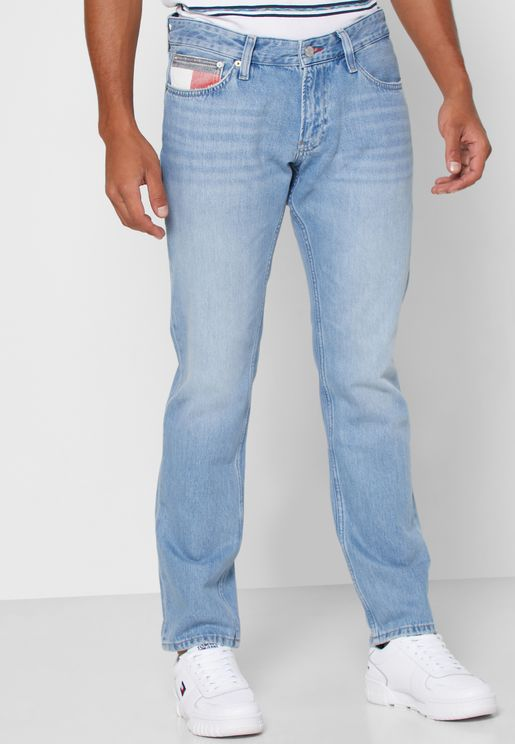 Scanton Heritage Slim Fit Jeans