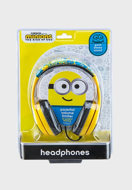 Minions Over Ear Headphones