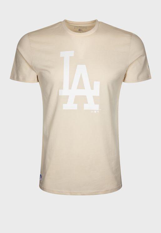 Los Angeles Dodgers MLB Logo T-Shirt
