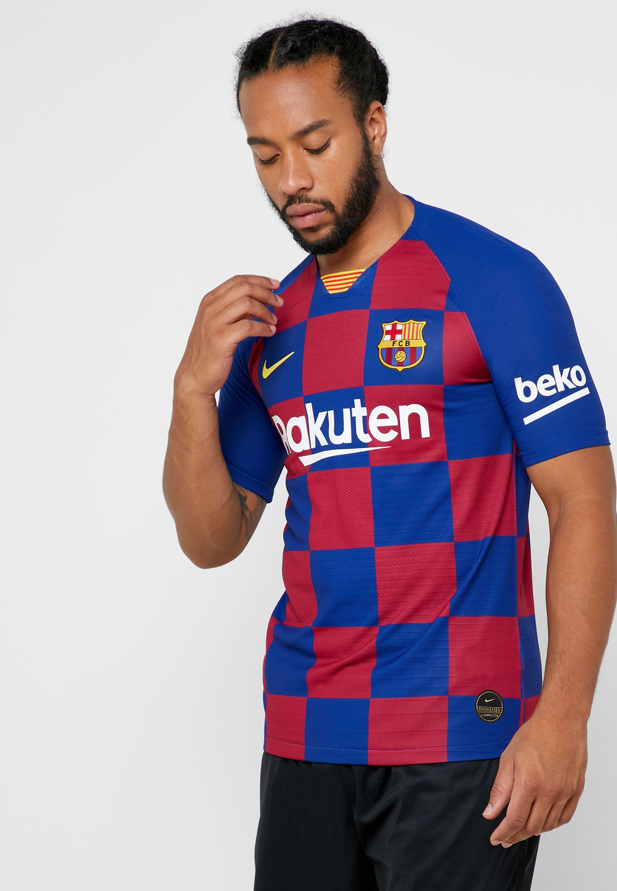 newest collection 543df 78daa FC Barcelona Vapor Match 19/20 Home Jersey