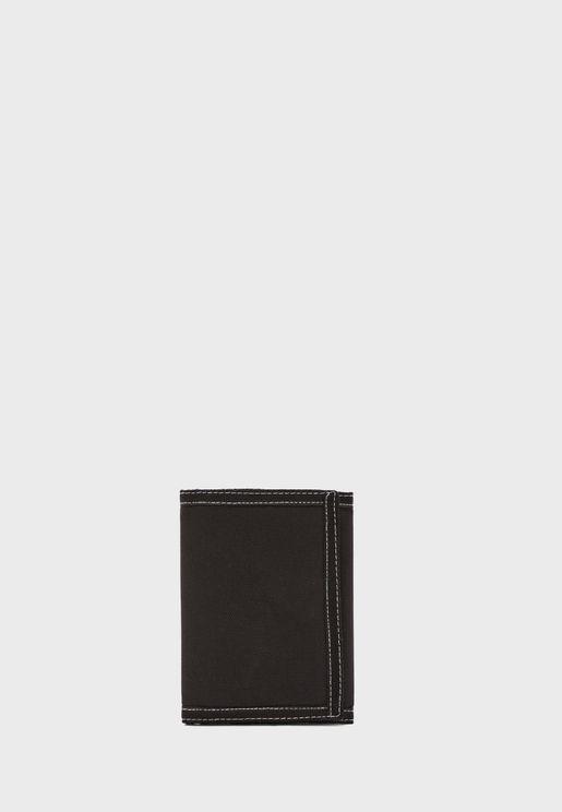 Tri Fold Men's Casual Wallet
