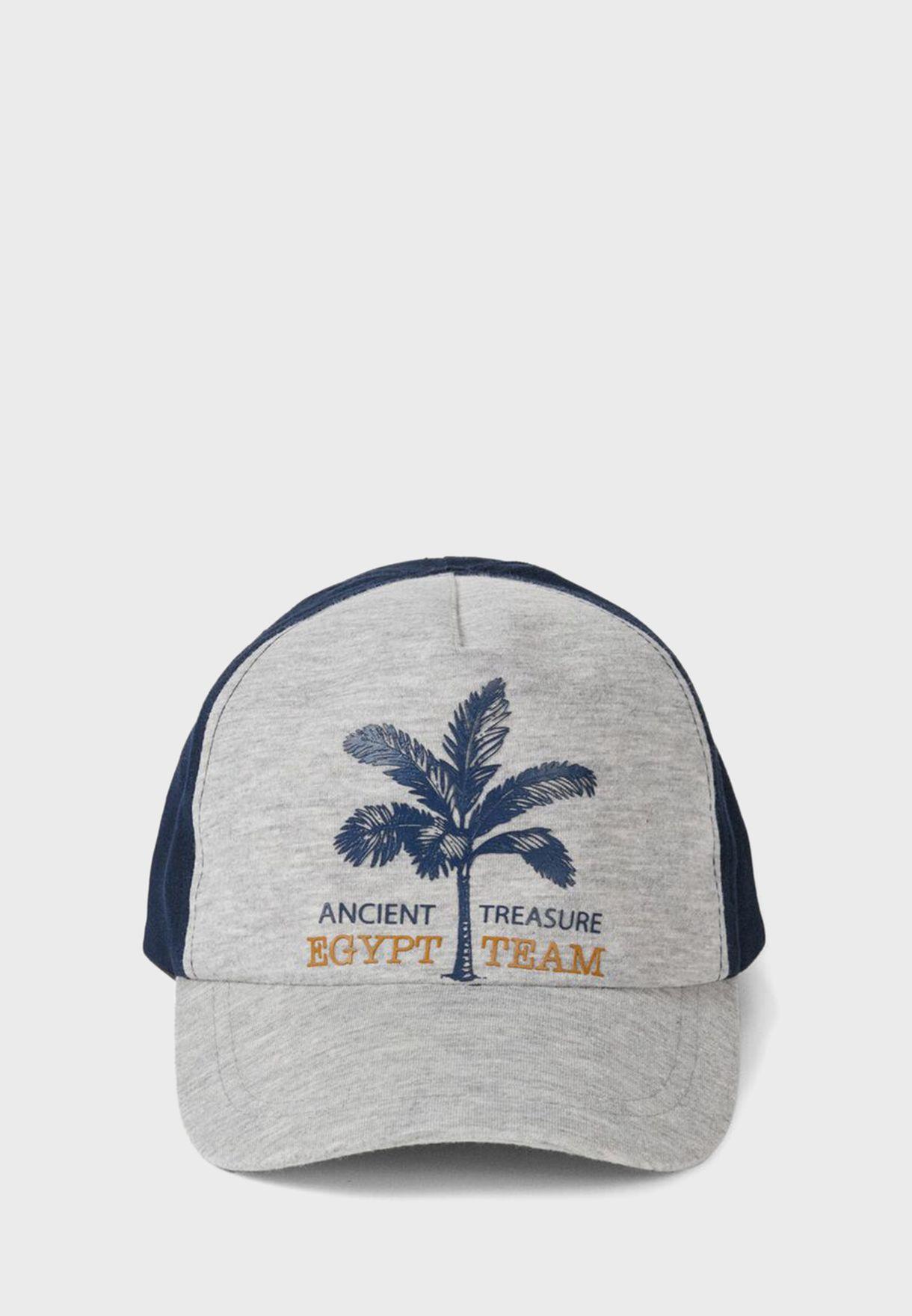 Kids Palm Tree Baseball Cap