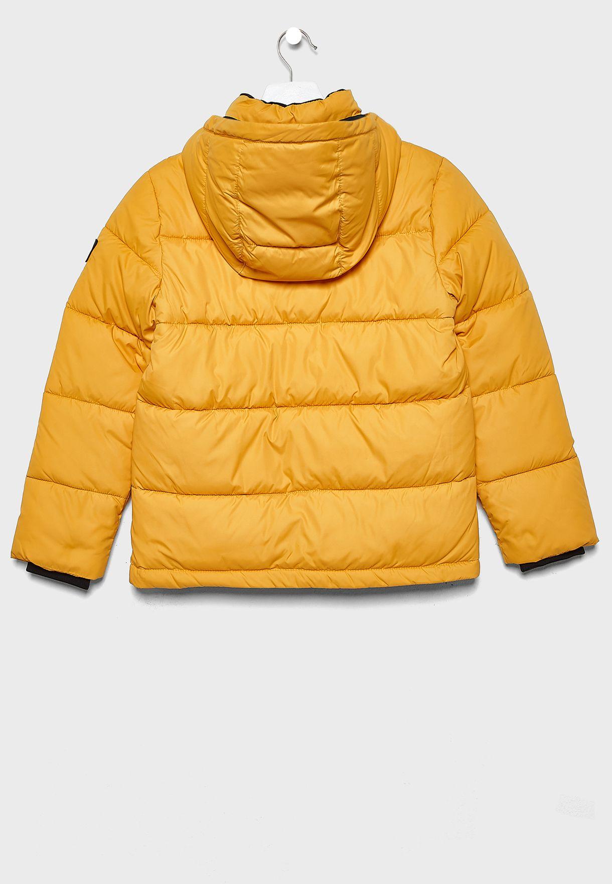 Kids Essential Puffer Jacket