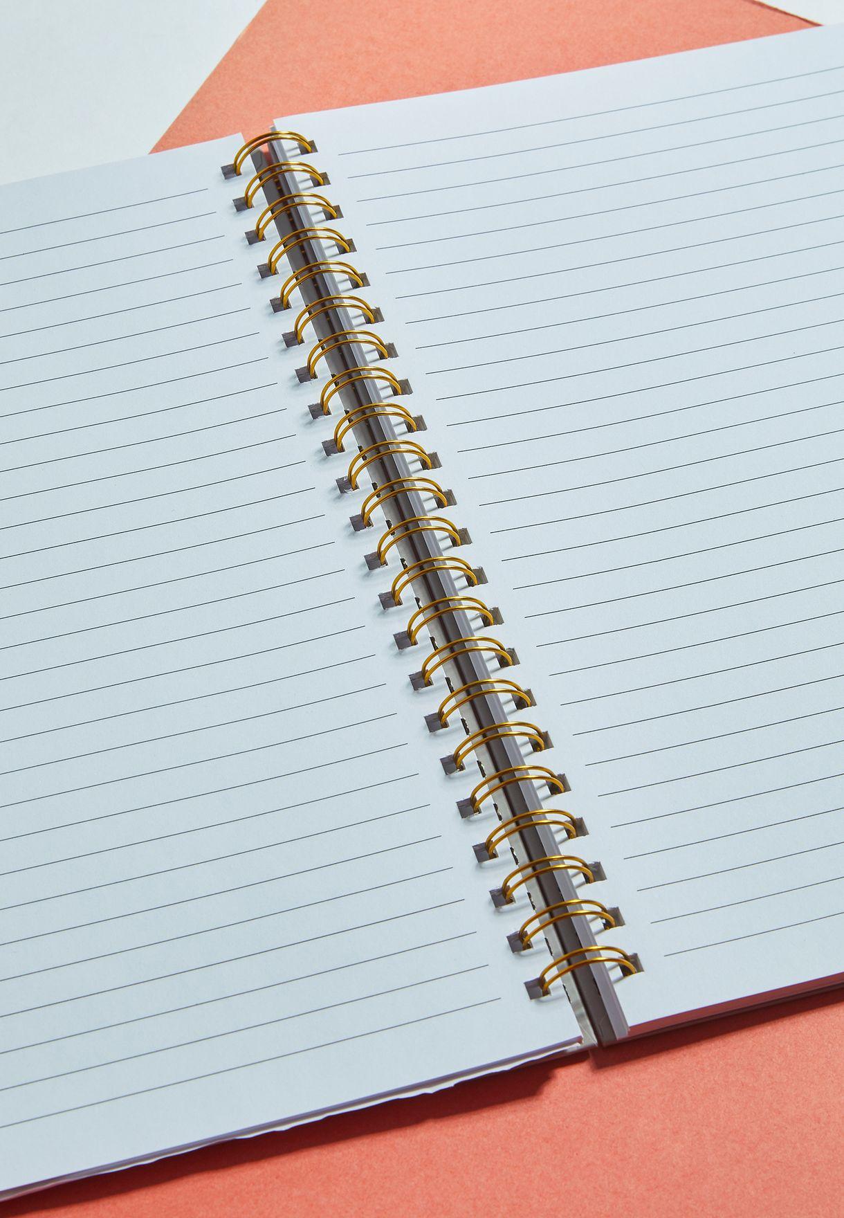 دفتر محاضرات بطبعات ازهار