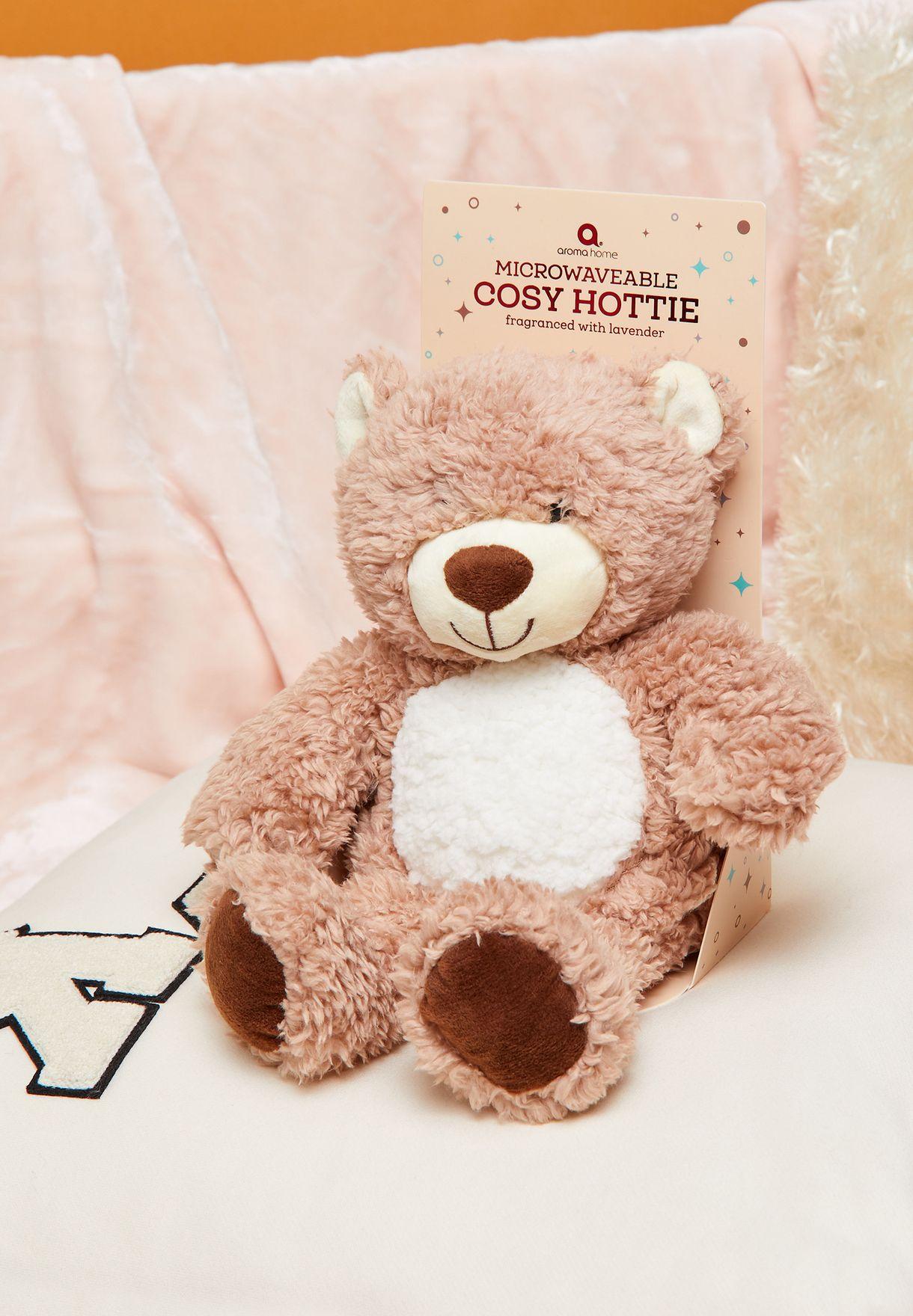 Cozy Bear Microwave Hottie