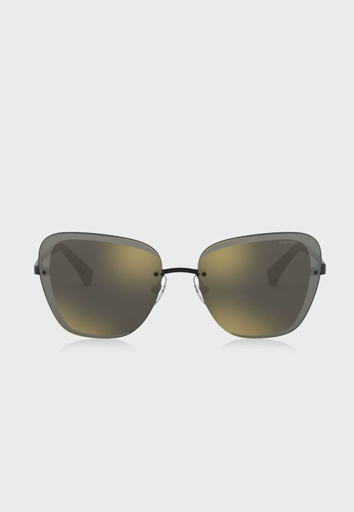 0Ra4129 Butterfly Sunglasses