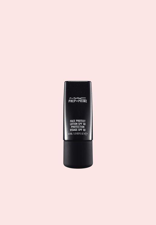 لوشن بريب + برايم لحماية الوجه SPF 50 - 30 مل