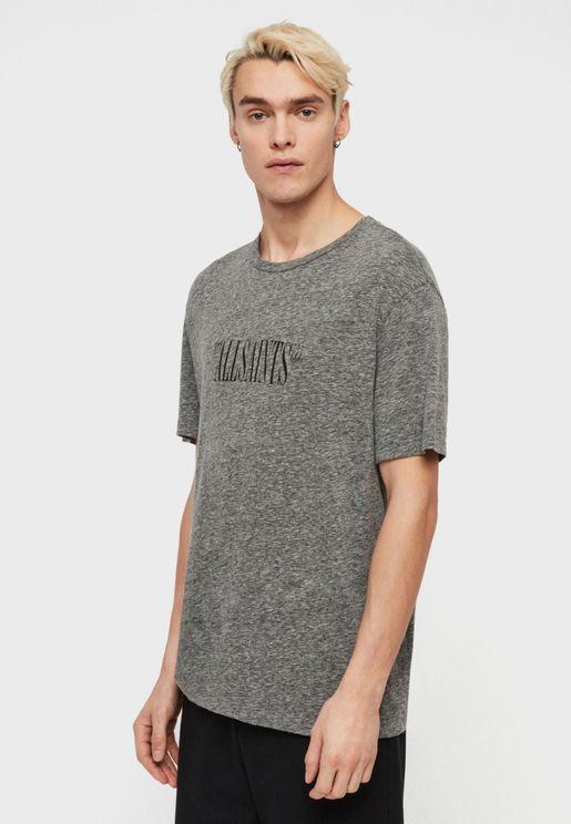 Brackets  Crew Neck T-Shirt