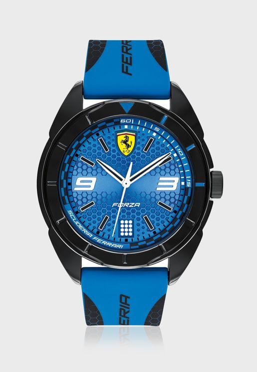 830518 Forza Analog Watch