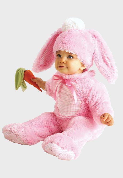 Infant Pink Wabbit Costume
