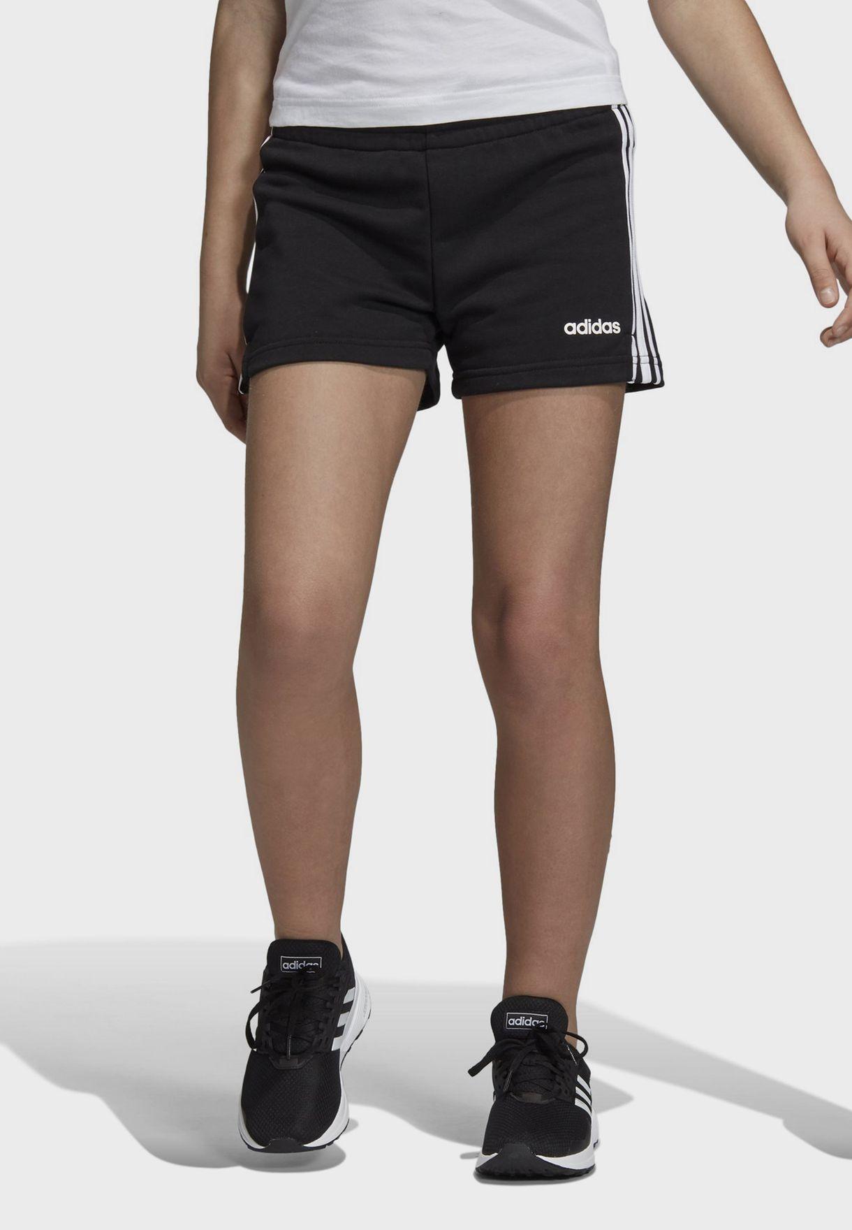 Youth Essential 3 Stripe Shorts