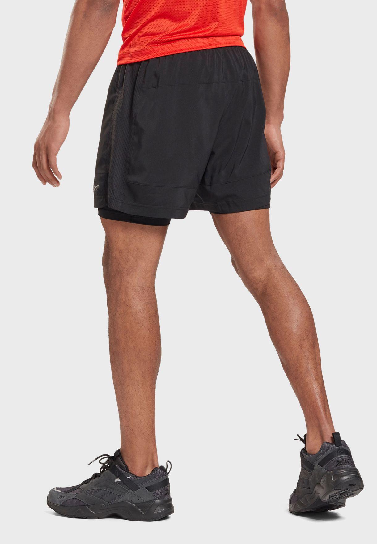 Run Essential 2In1 Shorts