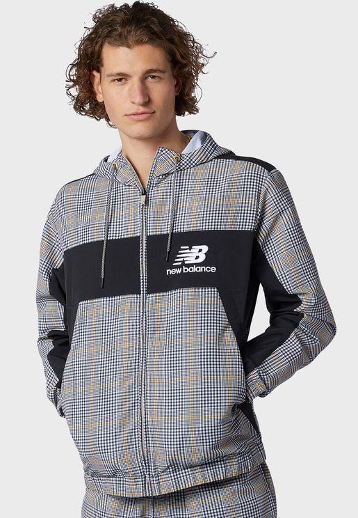 Athletics Aop Windbreaker Jacket
