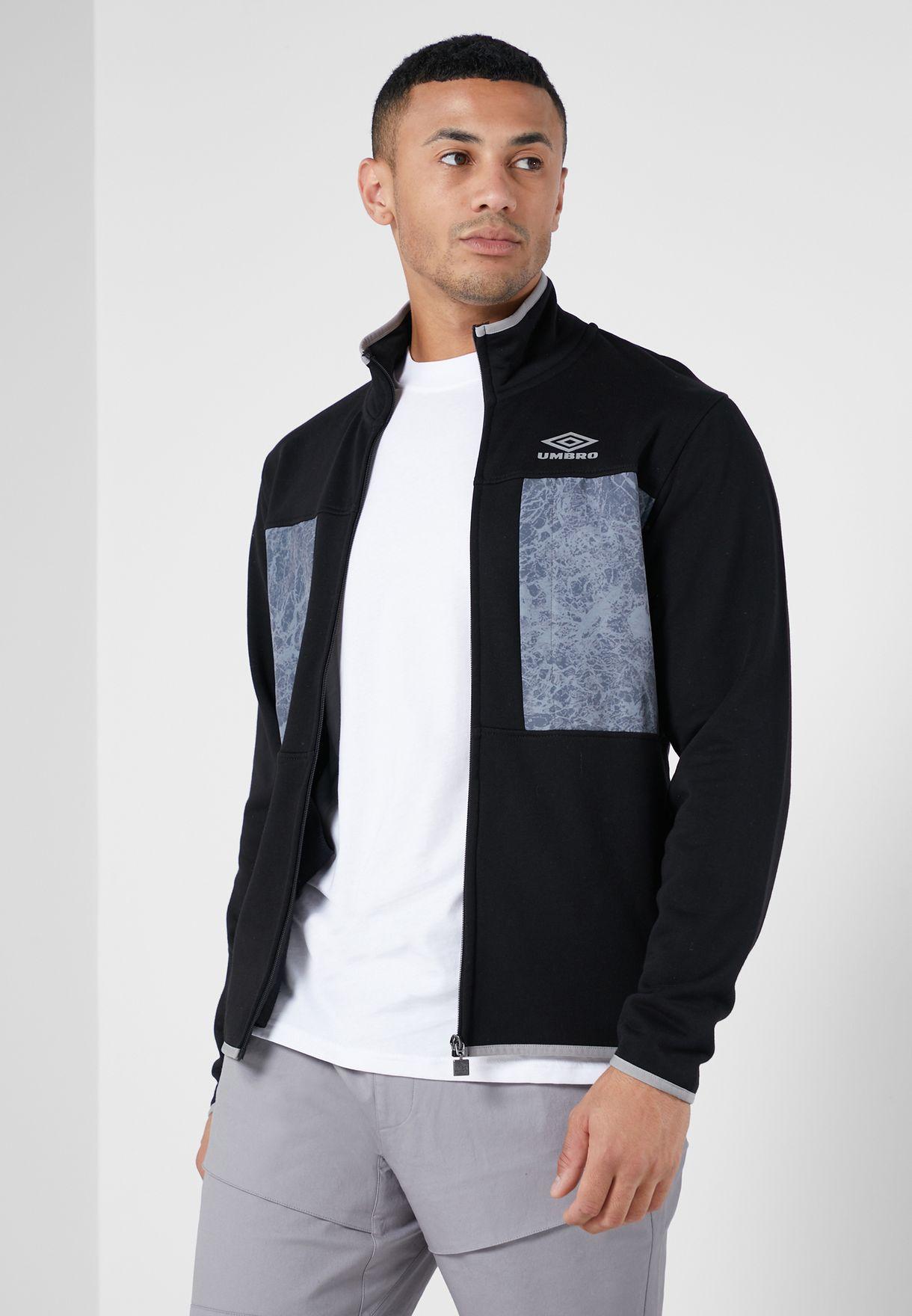 Element Polar Fleece Track Jacket