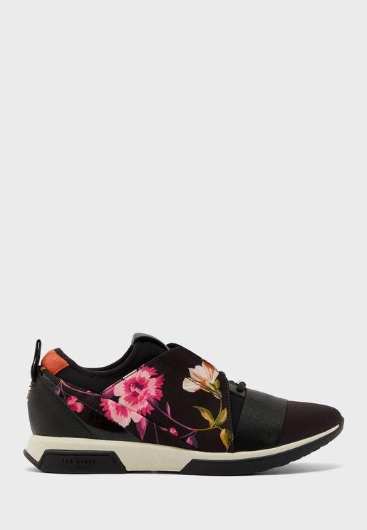 Nemar Printed Low Top Sneaker