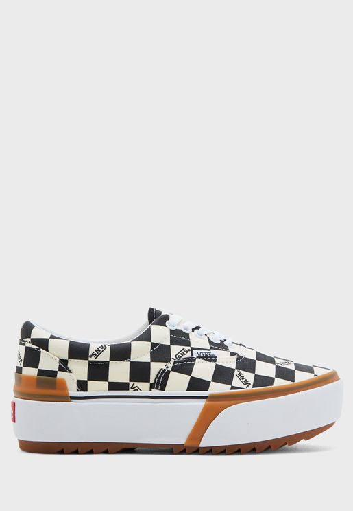 Checkerboard Era Stacked