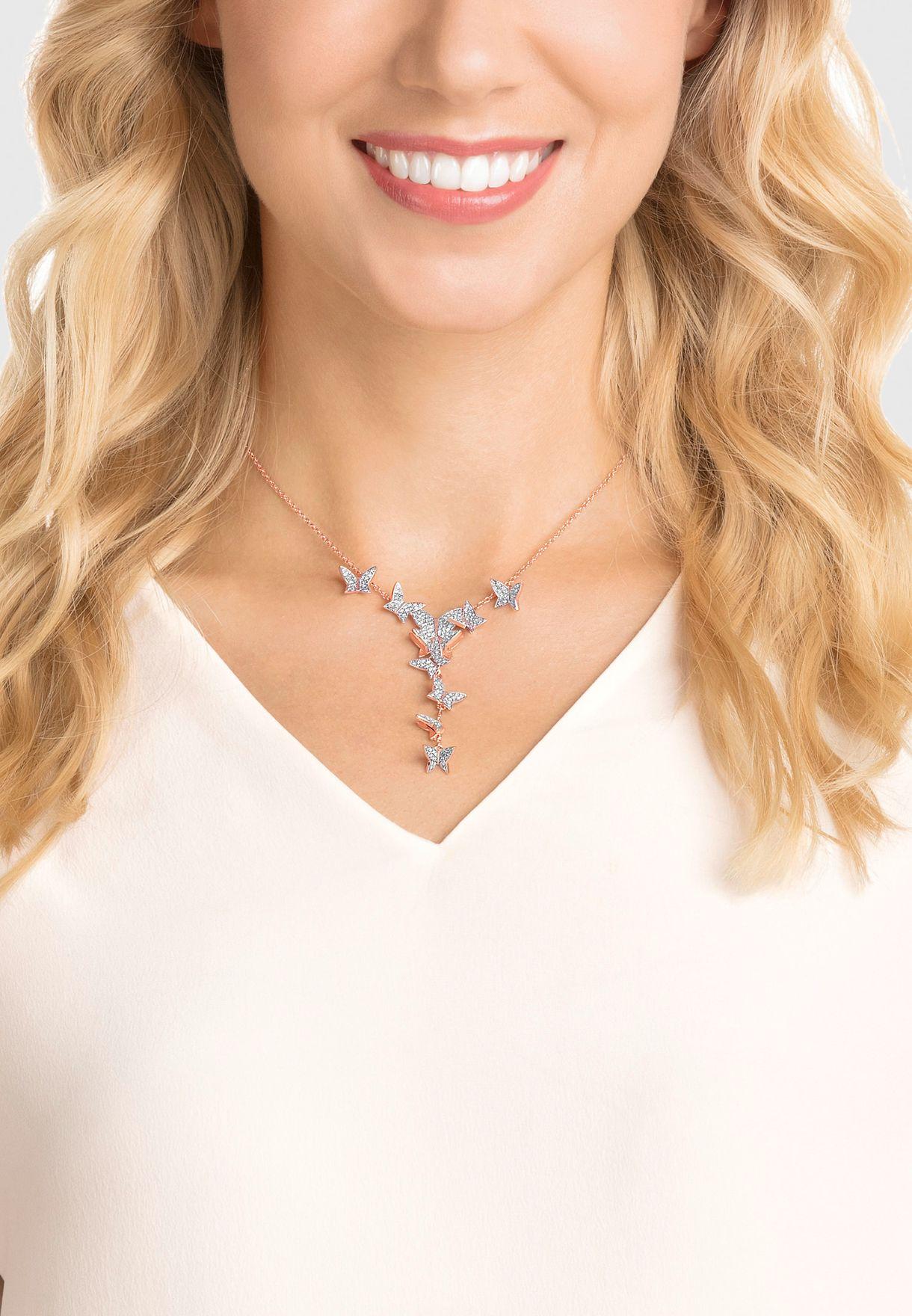 Lilia Lariat Necklace