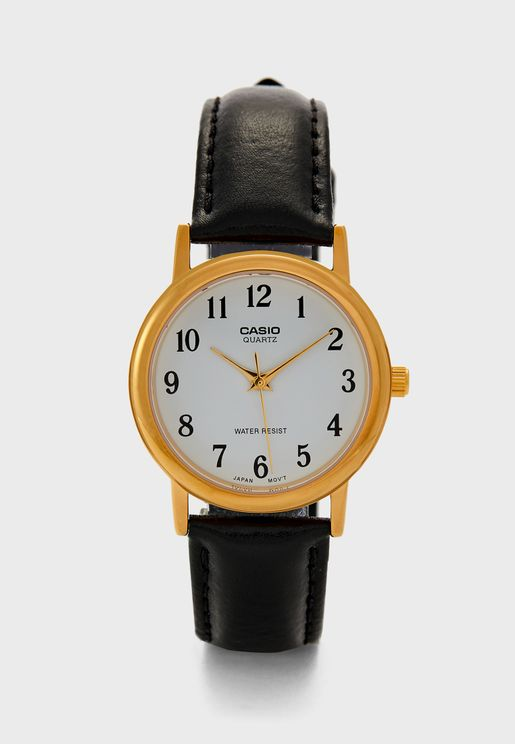 General Analog Watch