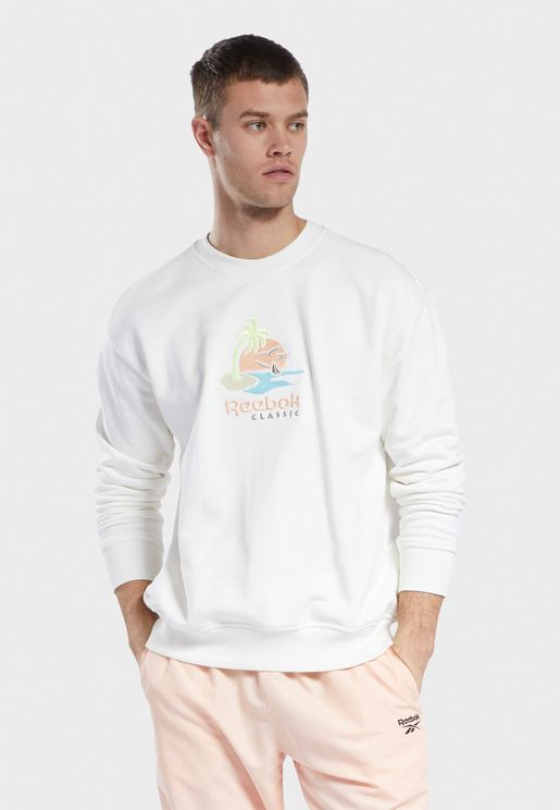 Classics Summer Retreat Graphic Sweatshirt
