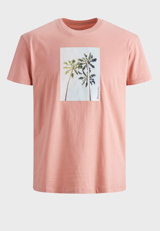 Dylant Crew Neck T-Shirt