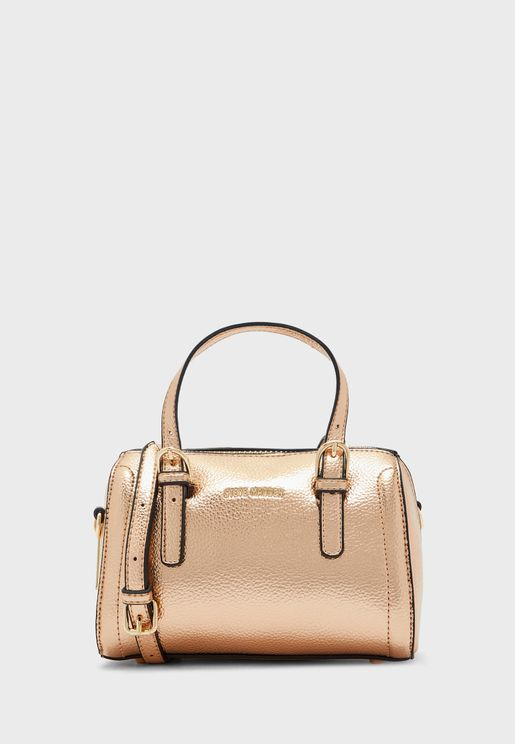 Hyacinth Satchel