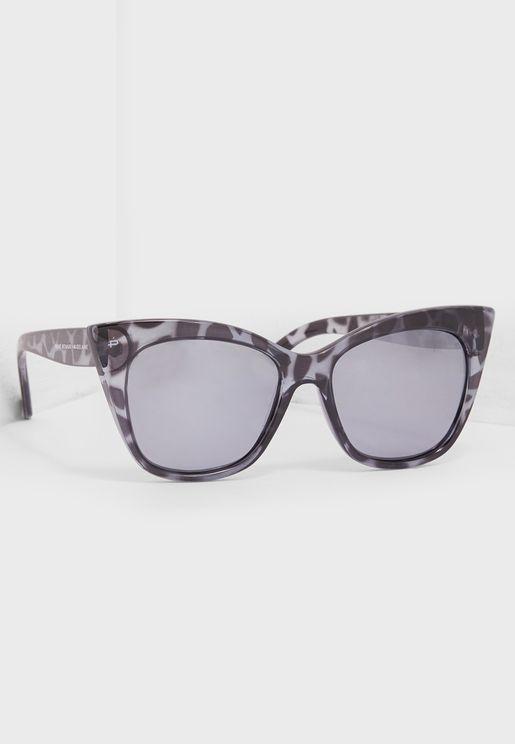 Mister Square Oversized Sunglasses