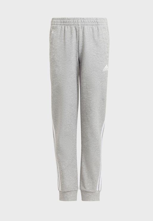 Youth 3 Stripe Sweatpants