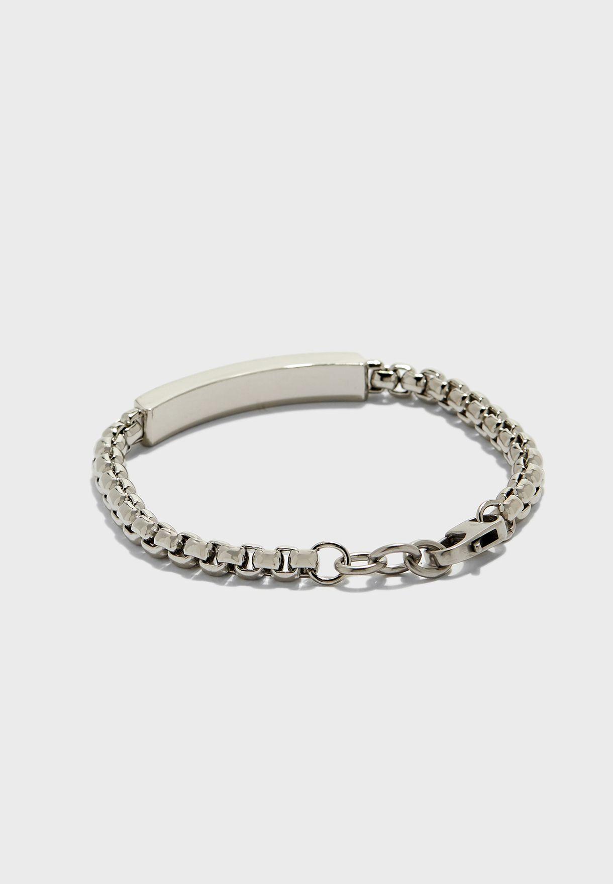 Mens Dress Bracelet