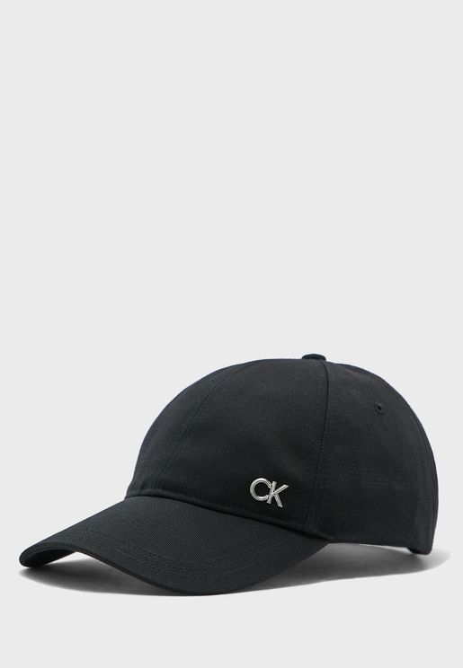 Casual Curved Peak Hat