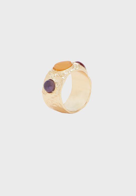 Terracota Bangle Bracelet
