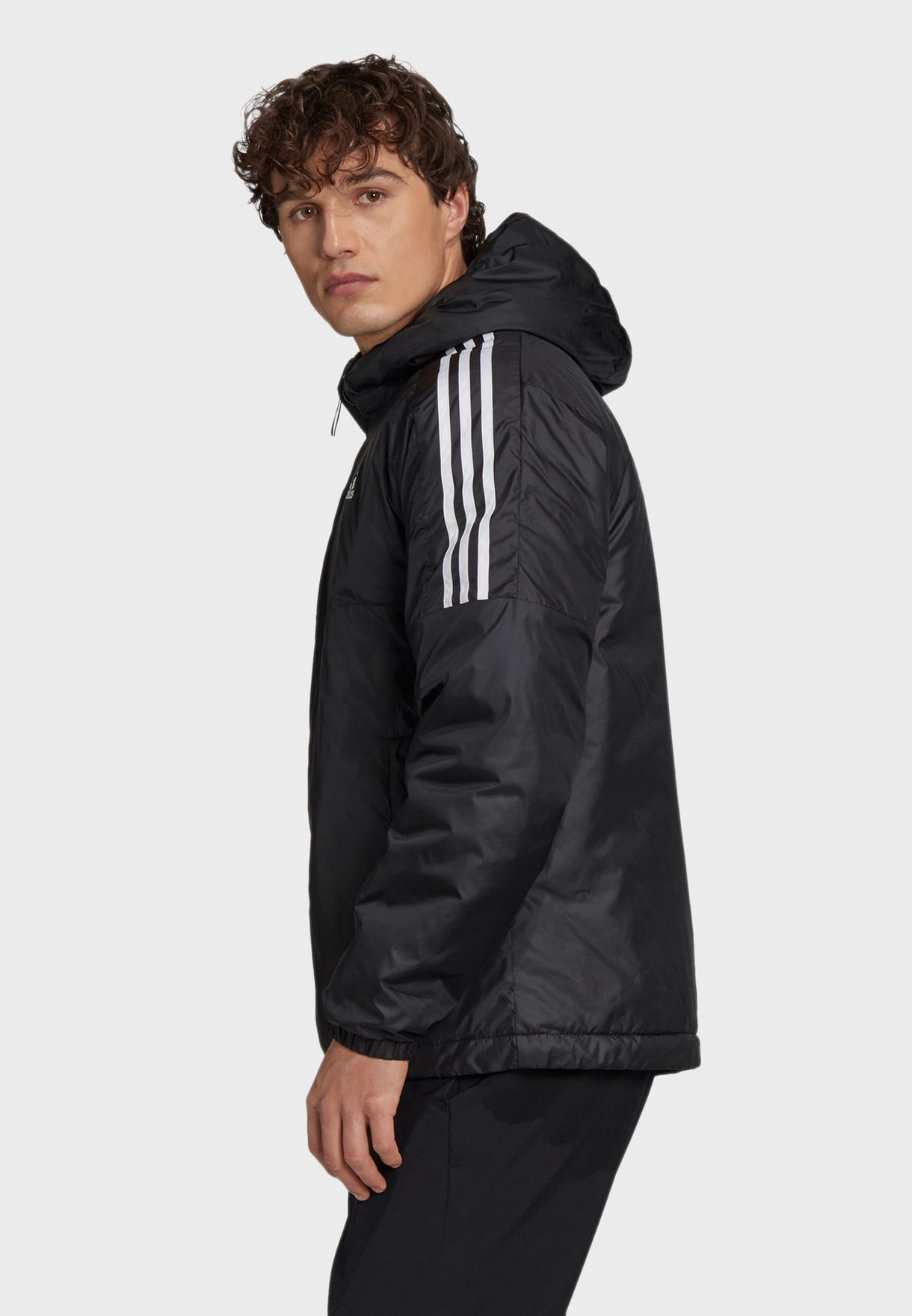 Essential Insulated Hooded Jacket