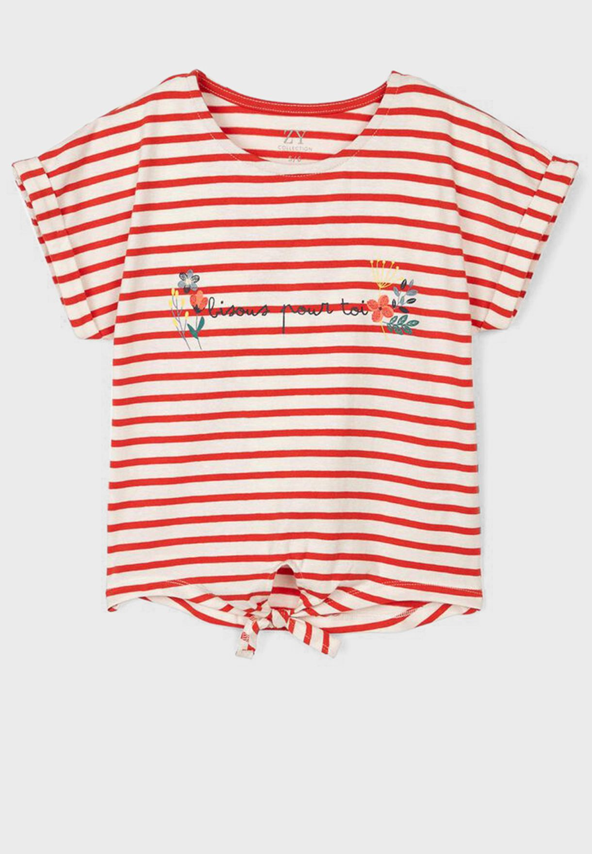 Kids Striped Top