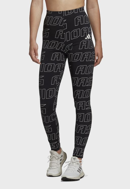 Urban Graphic Leggings