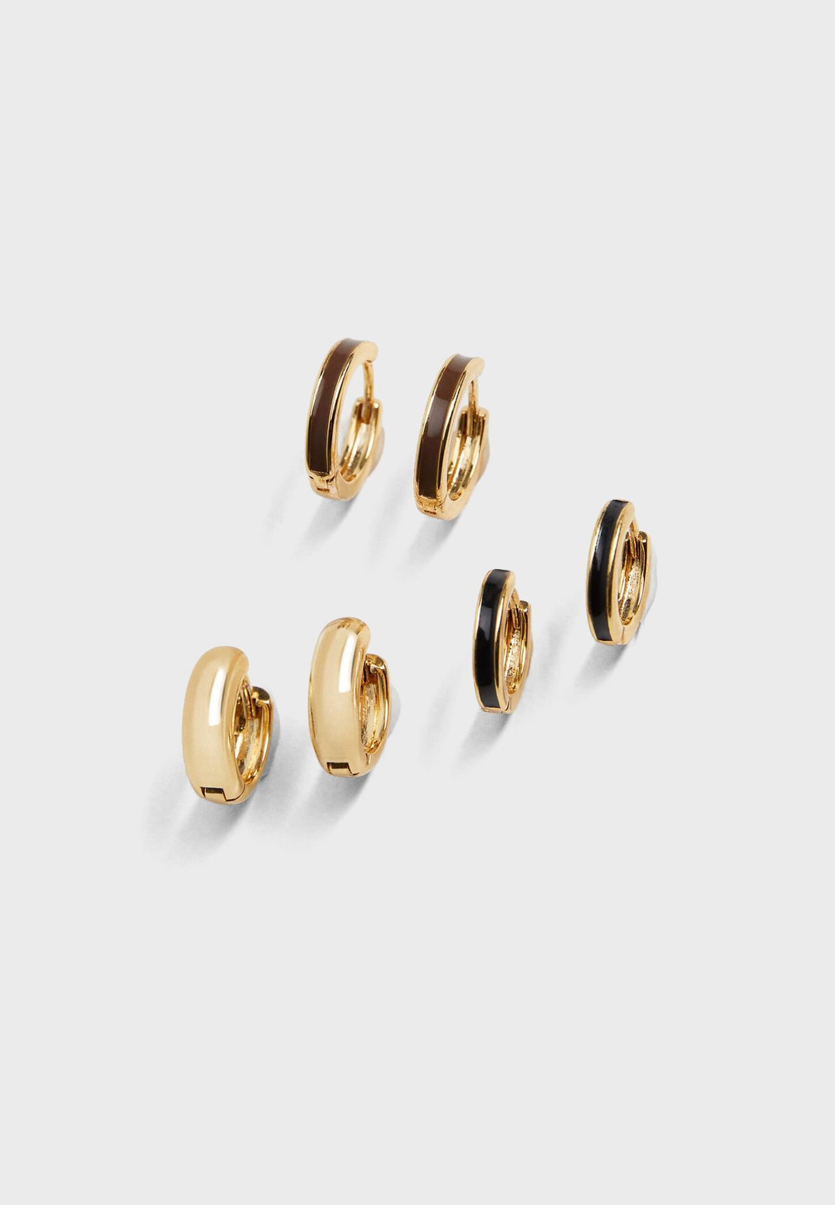 William Earrings Set