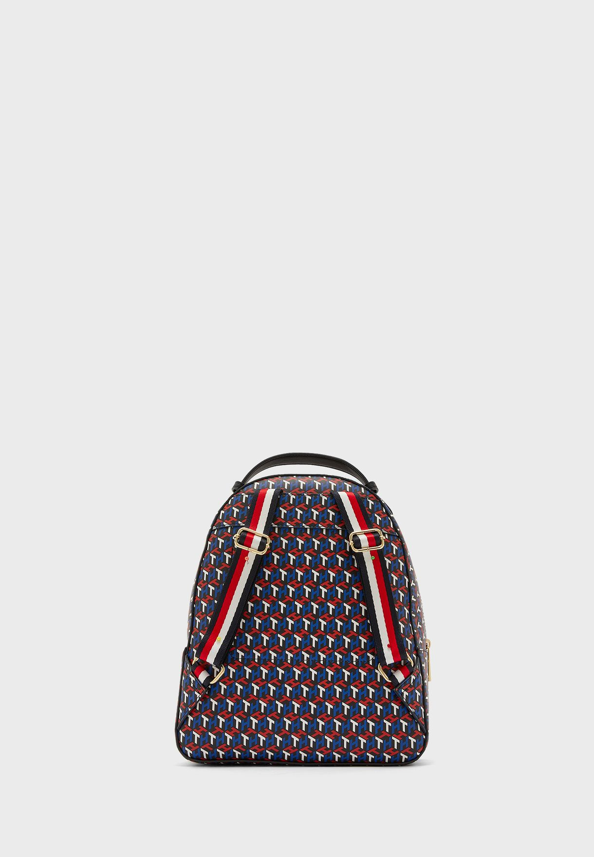 Iconic Front Zip Backpack