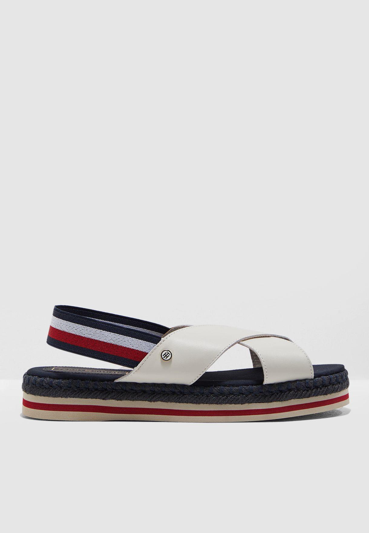 Rope Flat Sandal