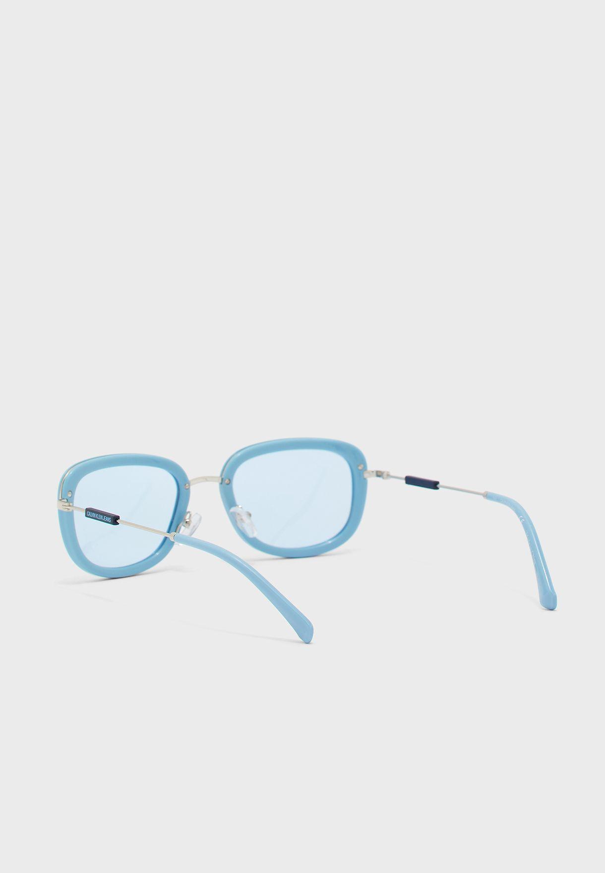 Ckj18700S Shape Sunglasses