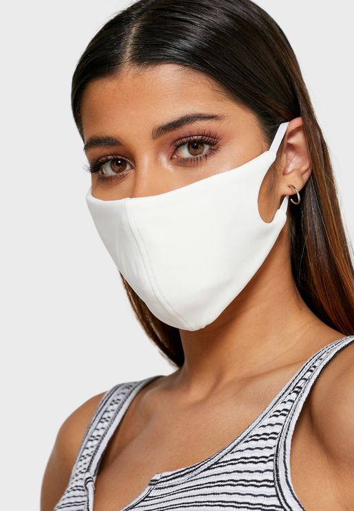 Washable Neoprene Face Mask