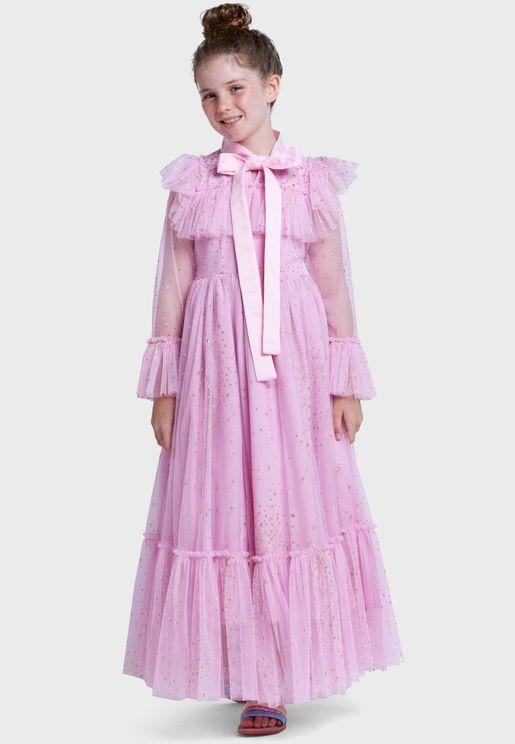 Kids Ruffle Dress
