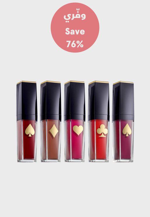 Royal Flush Pure Color Envy Collection,76% Savings