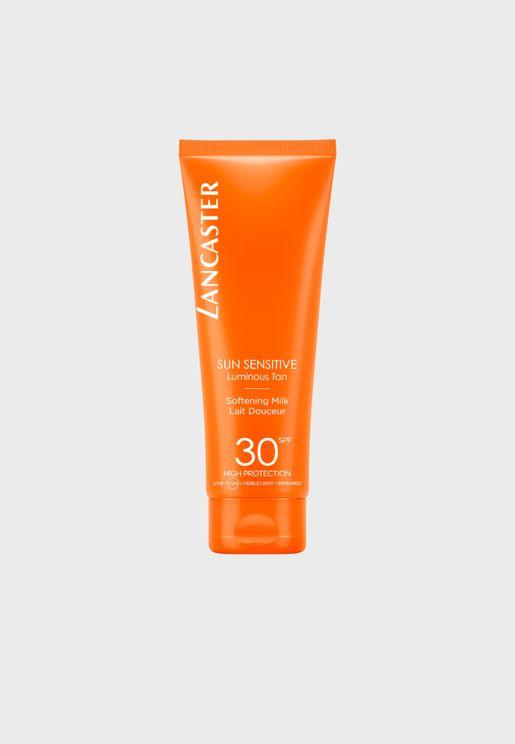Sun Sensitive Delicate Softening Milk Spf30 125Ml