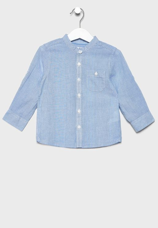 Infant Striped Shirt